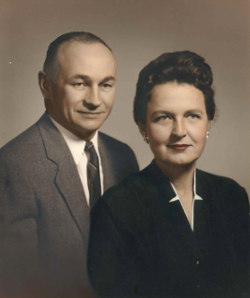 Otis and Anne Cole